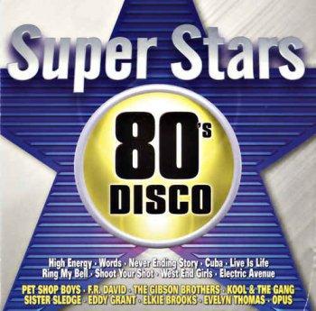 VA - Super Stars 80's Disco (2003)