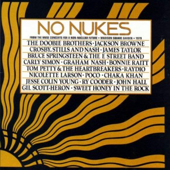 VA - No Nukes - From The Muse Concerts For A Non-Nuclear Future - Madison Square Garden - 1979 [2HDCD Set] (1997)