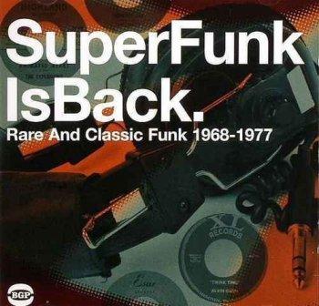 VA - Super Funk is Back - Rare And Classic Funk 1968-1977 (2007)