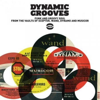 VA - Dynamic Grooves: Funk & Groovy Soul From the Vaults of Scepter, Wand, Dynamo & Musicor [Remastered] (2011)