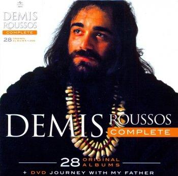 Demis Roussos - Complete: 28 Original Albums (2016)