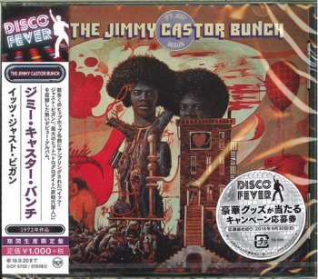 The Jimmy Castor Bunch - It's Just Begun [Japanese Remastered Edition] (1972/2018)