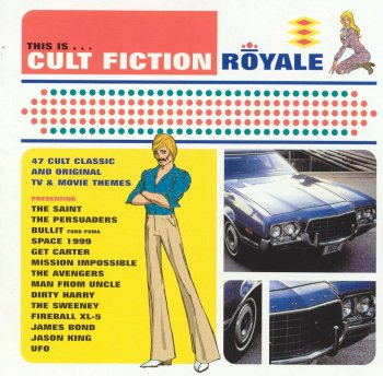 VA - This Is...Cult Fiction Royale [2CD Set] (1997)