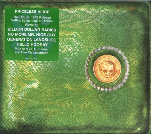 Alice Cooper - Billion Dollar Babies [2CD] (1973) [2001]