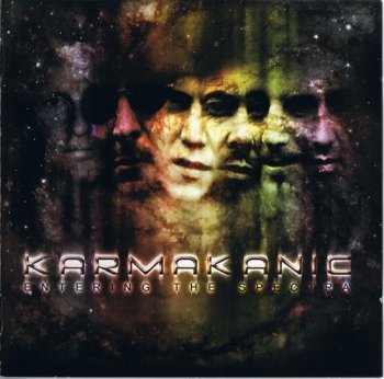 Karmakanic - Entering The Spectra (2002)