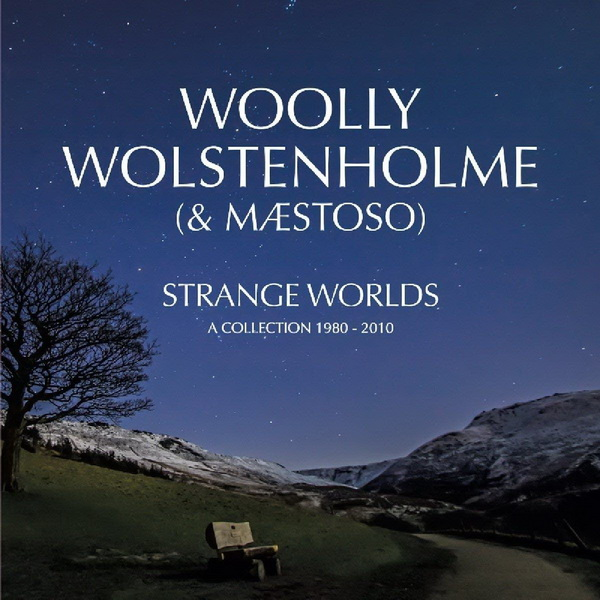 Woolly Wolstenholme (& Maestoso): 2018 Strange Worlds - 7CD Box Set Esoteric Records