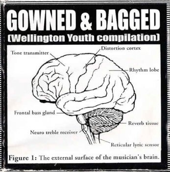 VA - Gowned & Bagged: Wellington Youth Compilation (2001)