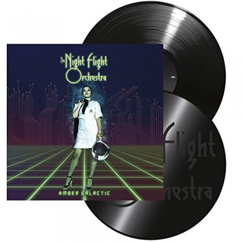 The Night Flight Orchestra - Amber Galactic [Limited Edition] (2017) [Vinyl]