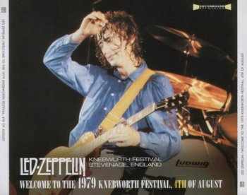Led Zeppelin - Welcome To The 1979 Knebworth Festival, 4th Of August (1979)