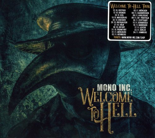 Mono Inc. - Welcome To Hell [2CD] (2018)