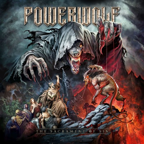 Powerwolf - The Sacrament Of Sin [3CD] (2018)