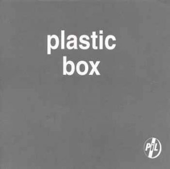 Public Image Ltd. - Plastic Box [4CD Limited Edition Box Set] (1999)