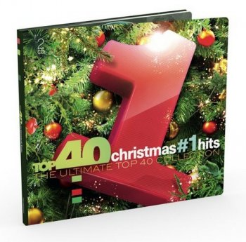 VA - Top 40 Christmas #1 Hits: The Ultimate Top 40 Collection [2CD Sert] (2017)
