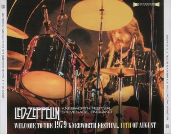 Led Zeppelin - Welcome To The 1979 Knebworth Festival, 11th Of August (1979)