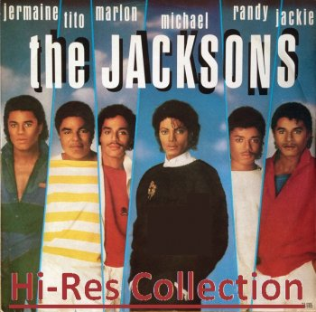 The Jacksons - Hi-Res Collection (1976-1989)