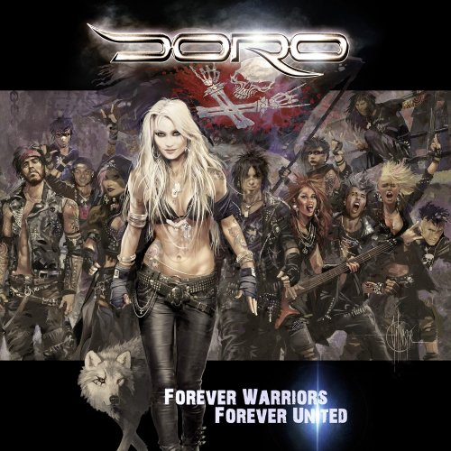 Doro - Forever Warriors, Forever United [2CD] [WEB] (2018)