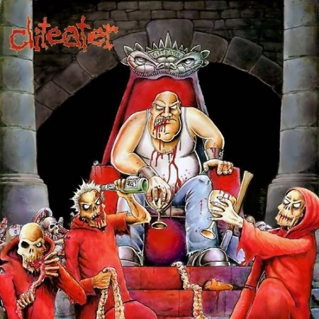 Cliteater - Scream Bloody Clit (2008)