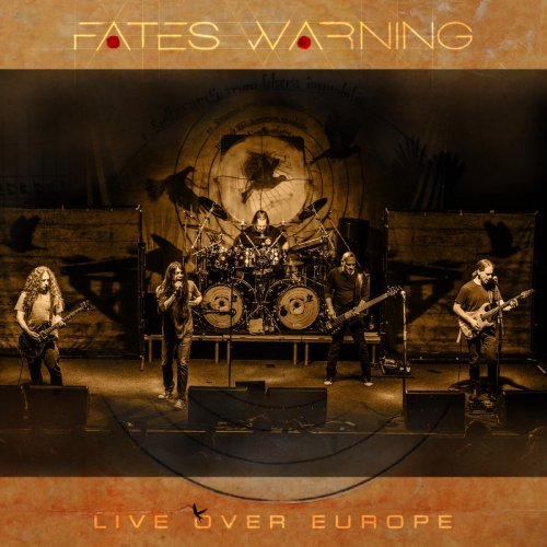 Fates Warning - Live Over Europe [2CD] (2018)