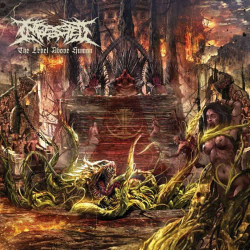 Ingested - The Level Above Human (2018)