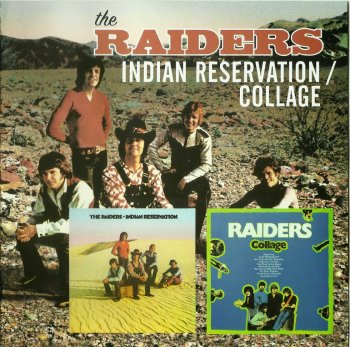 The Raiders - Indian Reservation / Collage (1970 / 1971)