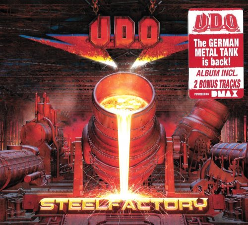 U.D.O. - Steelfactory [Limited Edition] (2018)