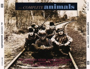 The Animals - The Complete Animals [2 CD] (1990)