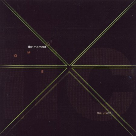 Cosmicity - The Vision / The Moment (1994,1995 re-released 2001)