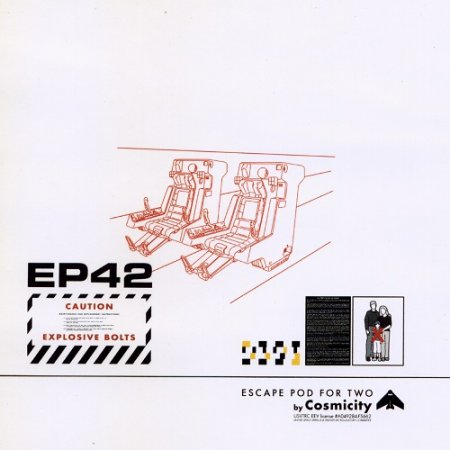 Cosmicity - Escape Pod For Two [2CD] (2003)