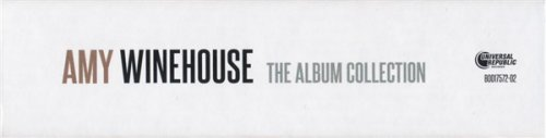 Amy Winehouse - The Album Collection (3CD Box Set 2012)