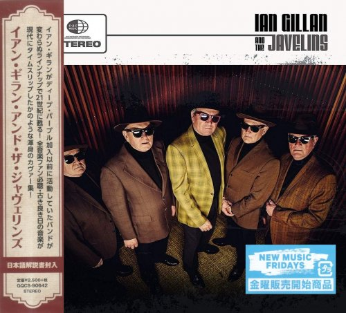 Ian Gillan & The Javelins - Ian Gillan & The Javelins [Japanese Edition] (2018)