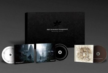 VA - NieR Orchestral Arrangement Special Box Edition [3CD Limited Edition Box Set] (2018)