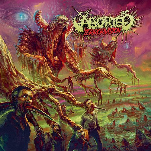 Aborted - TerrorVision [Limited Edition] (2018)
