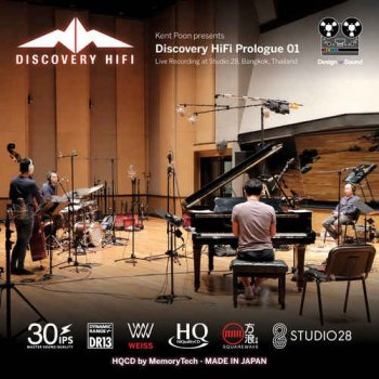 Kent Poon & Friends - Discovery Hi Fi Prologue 01 (2018) [HQCD]
