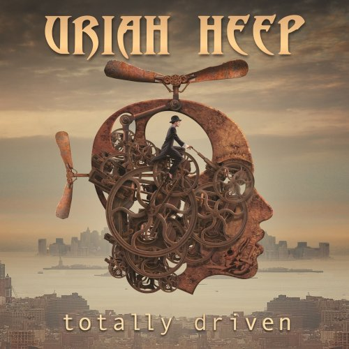 Uriah Heep - Totally Driven [2CD] (2001) [2015]