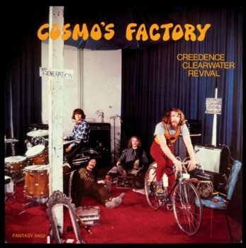 Creedence Clearwater Revival - Cosmo's Factory (1970) [Remastered 2000]