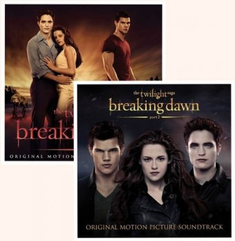 VA - The Twilight Saga: Breaking Dawn Part 1 & 2 (2011-2012)