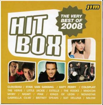 VA - Hitbox - The Very Best Of 2008 [2CD Set] (2008)