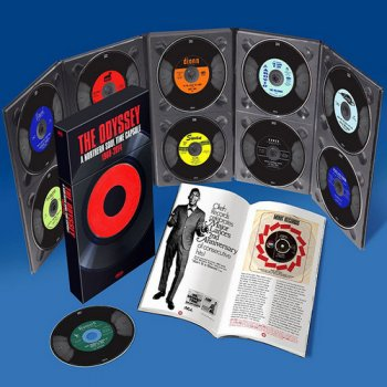 VA - The Odyssey: A Northern Soul Time Capsule 1968-2014 [8CD Box Set] (2015)