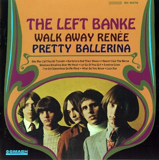 The Left Banke - Walk Away Renee...Pretty Ballerina (1967)