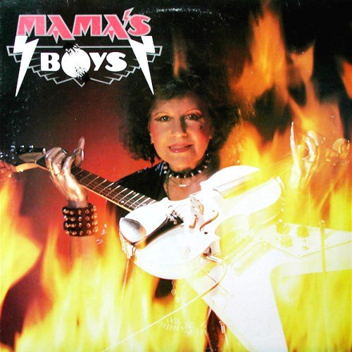 Mama's Boys - Mama's Boys (1984) [Unofficial Release]