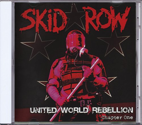 SKID ROW & SEBASTIAN BACH «Discography» (17 x CD • Atlantic Recording Ltd. • 1989-2014)