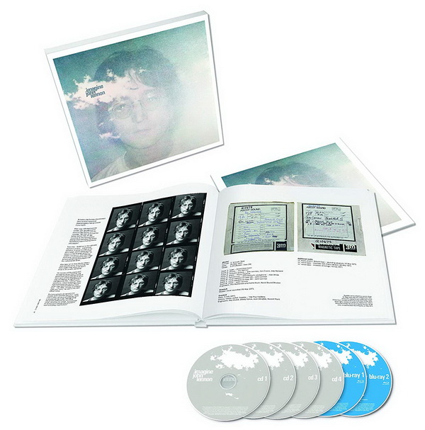 John Lennon: 1971 Imagine 6-Disc Box 2018