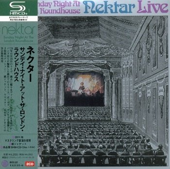 Nektar - Sunday Night At London Roundhouse (Japan Edition) (2013)