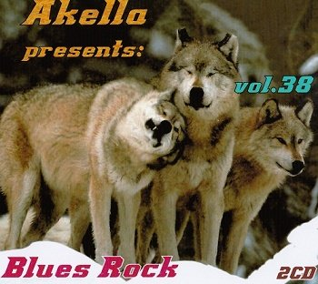 VA - Akella Presents: Blues-Rock - Vol.38 (2013)