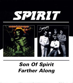 Spirit - Son Of Spirit / Farther Alone (1975 / 1976)