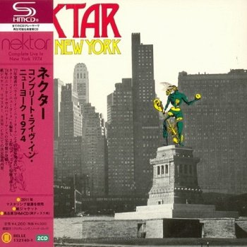 Nektar - Live In New York (Japan Edition) (2013)