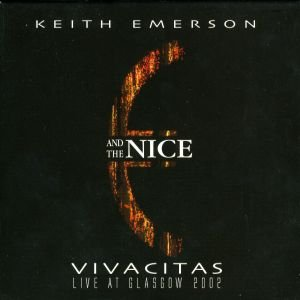 Keith Emerson And The Nice - Vivacitas. Live At Glasgow 2002 [3 CD] (2003)