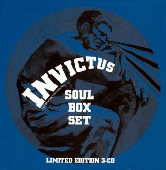 VA - Invictus Soul Box Set [3CD Remastered Limited Edition] (2006)
