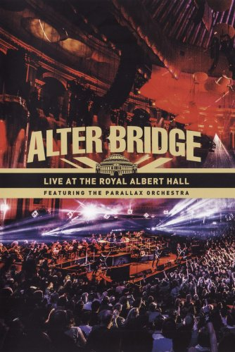 Alter Bridge - Live At The Royal Albert Hall (feat. The Parallax Orchestra) [2CD] (2018)