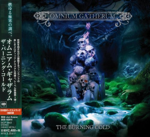 Omnium Gatherum  - The Burning Cold [Japanese Edition] (2018)